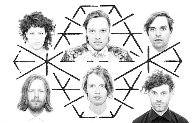 Arcade Fire Announce Arena Tour