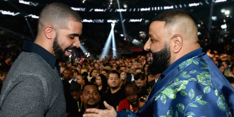 DJ Khaled & Drake Release Highly-Anticipated New Single 'To The Max'