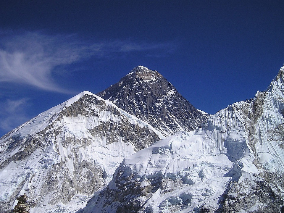 Mount Everest Himalayas Nepal Gerbirge Everest