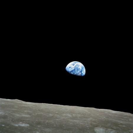 地球, 土壌のクリープ, 月, 月面, 青い惑星, スペース, 宇宙, 夜の空, 宇宙航行学, Nasaの