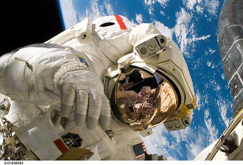 宇宙飛行士, スペースシャトル, 検出, スペース, 宇宙, 宇宙航行学