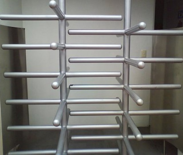 Access Restricted Tube Pipe Door