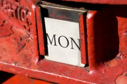 Postbox, British, Red, Monday, Post, Letter