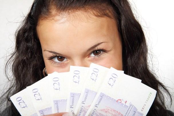 Banknote, Business, Cash, Currency, Eyes, Fan, Finance
