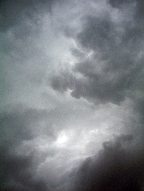 Night View Hd Wallpaper Free Photo Dark Clouds Sky Dramatic Free Image On