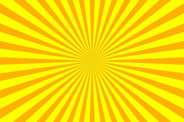 Cartoon Girl Wallpapers Free Download Sunshine Rays Yellow 183 Free Image On Pixabay