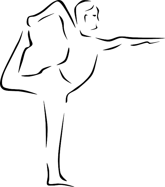 Yoga Person Exercise · Free vector graphic on Pixabay