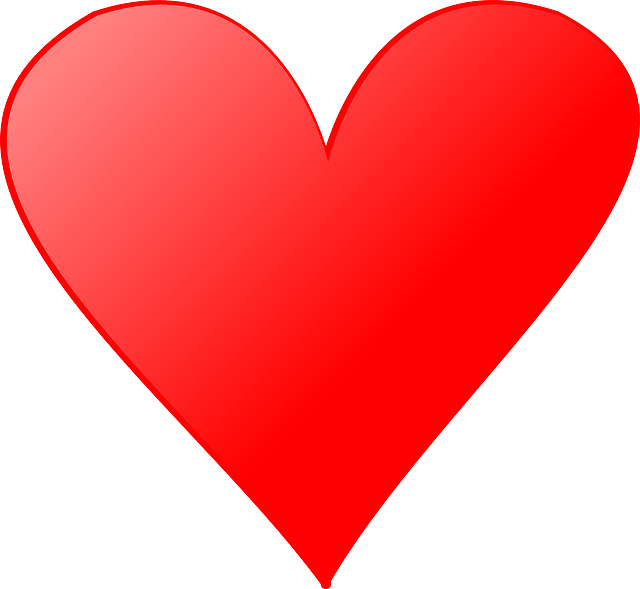 Hearts Cards Playing Free Vector Graphic On Pixabay