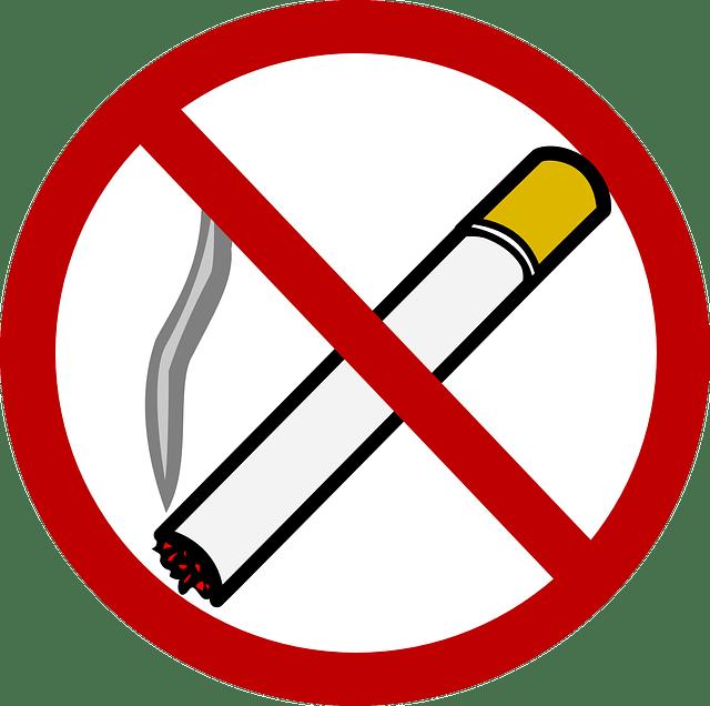Vector gratis No Fumar Signo Smbolo  Imagen gratis en