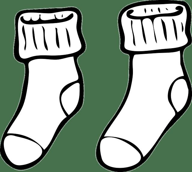 Socks Clothing Set · Free vector graphic on Pixabay