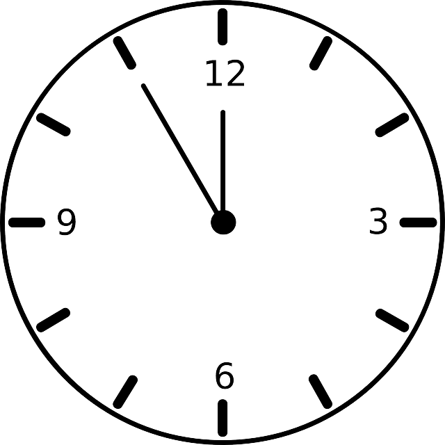 Clock Timer Face · Free vector graphic on Pixabay