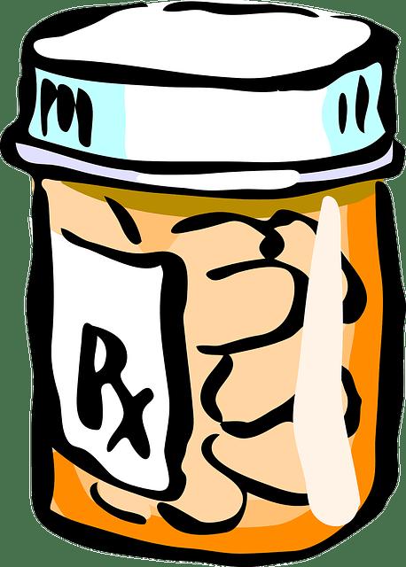 pills medicine medical free vector