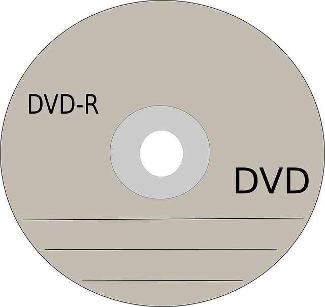 Dvd Read Only Disc Free Vector Graphic On Pixabay
