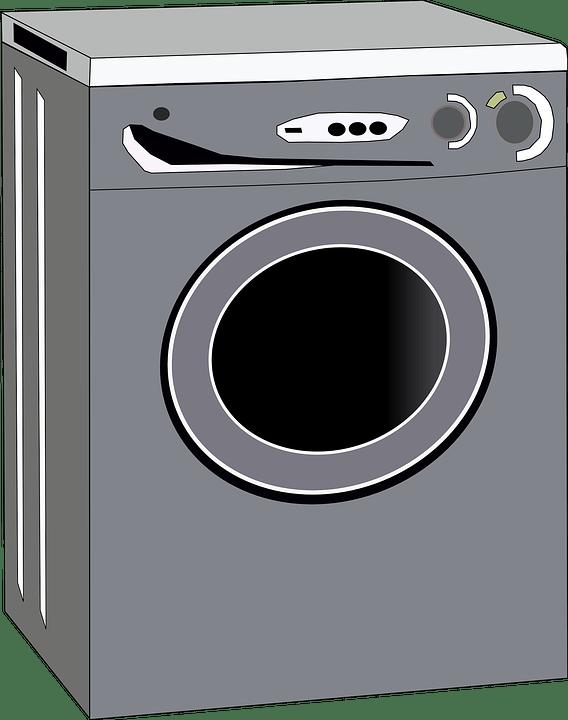 Vector Mesin Cuci : vector, mesin, Washing, Machine, Vector, Graphic, Pixabay