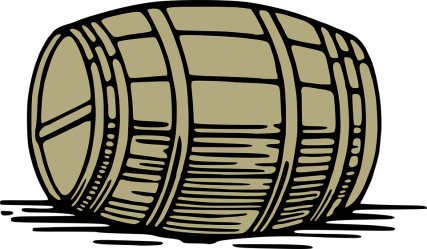 barrel wine keg cask wooden beer clip whiskey whisky pixabay vector graphic alcohol resolution