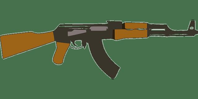 Rifle Gun Weapon  Free vector graphic on Pixabay