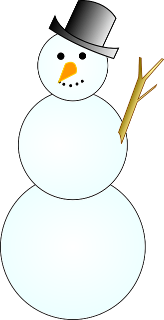 Cute Snowman Christmas Wallpaper Snowman Winter December 183 Free Vector Graphic On Pixabay