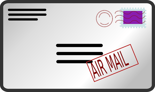 Mail Envelope Stamp Free Vector Graphic On Pixabay