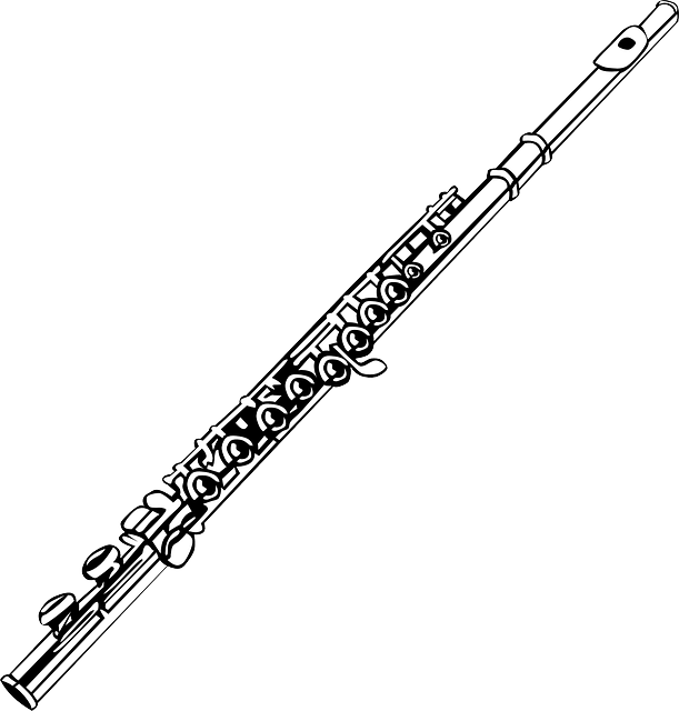 Flute Musical Instrument · Free vector graphic on Pixabay