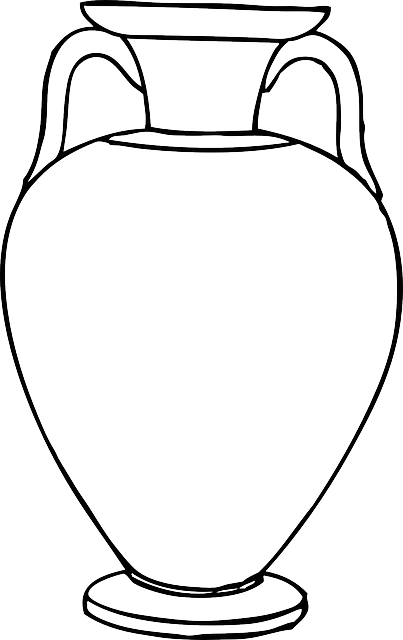 Vase Handicraft Jar · Free vector graphic on Pixabay