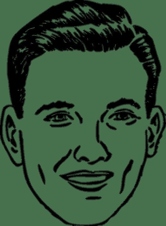 Gambar Wajah Manusia : gambar, wajah, manusia, Wajah, Manusia, Gambar, Vektor, Gratis, Pixabay