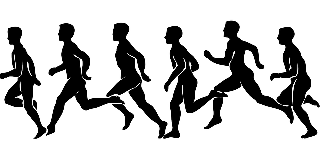 Runners Silhouette People · Free vector graphic on Pixabay