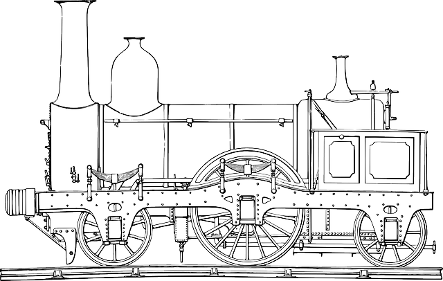 Steam Engine Train · Free vector graphic on Pixabay