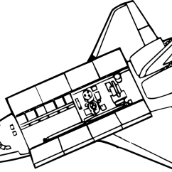 Real Rocket Ship Diagram 180sx Wiring Shuttle Free Vector Graphic On Pixabay Spacecraft Aircraft