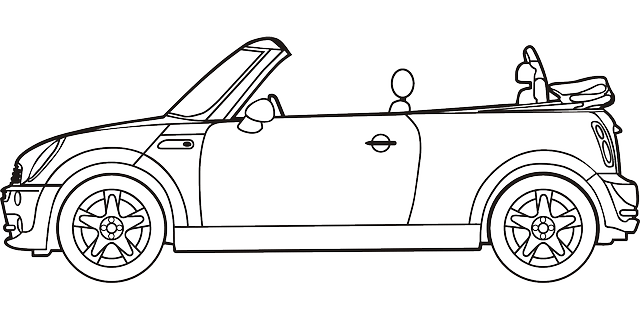 Car White Automobile · Free vector graphic on Pixabay