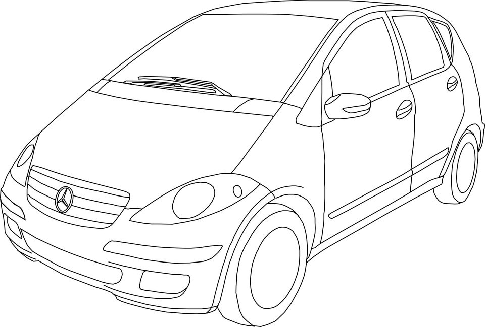 Car Compact Auto · Free vector graphic on Pixabay
