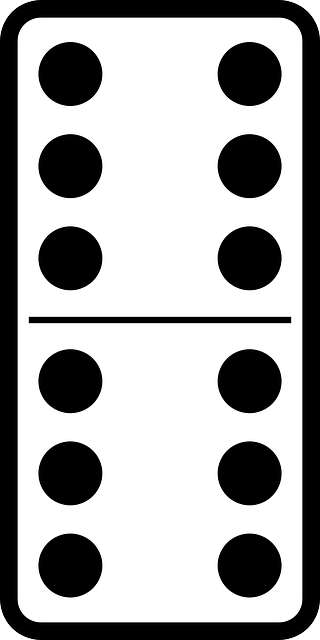 Domino Dominoes Game · Free vector graphic on Pixabay