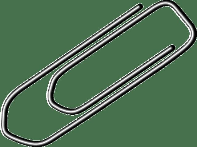 Büroklammer Büro Clip · Kostenlose Vektorgrafik auf Pixabay