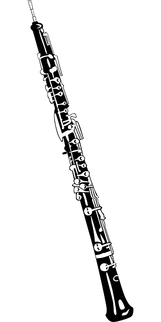 Oboe Musical Instrument · Free vector graphic on Pixabay