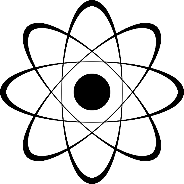 Free vector graphic: Nucleus, Physics, Atom, Protons