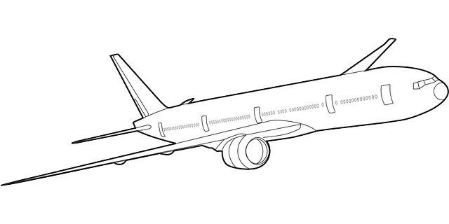 Airplane Jet Boeing · Free vector graphic on Pixabay