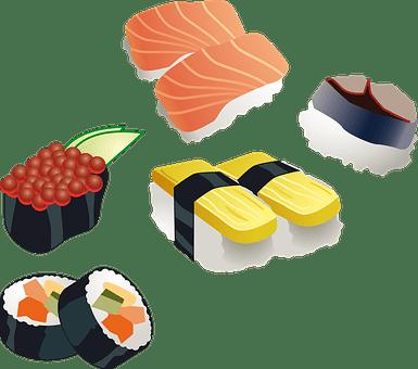 すし、寿司職、日本、食、海の教室、魚、ご飯、酢の物