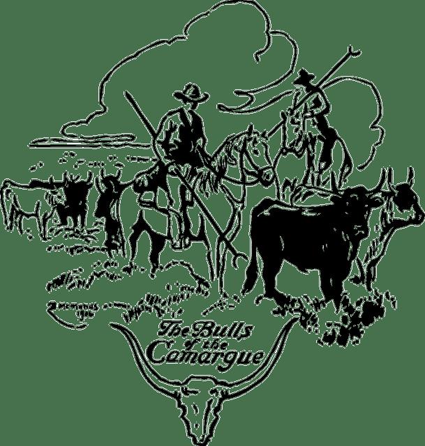 Bulls Cowboys Horses · Free vector graphic on Pixabay