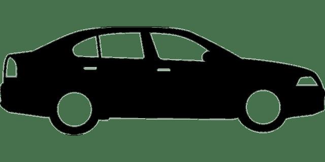 Mobil Sedan Empat Pintu 4  Gambar vektor gratis di Pixabay