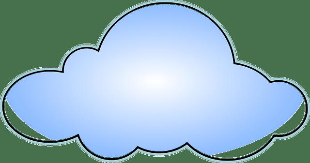 Nube Blanco Formas  Grficos vectoriales gratis en Pixabay