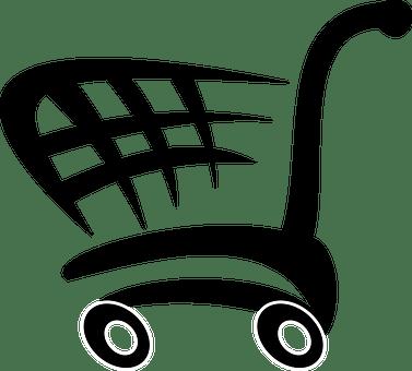 80 free shopping cart