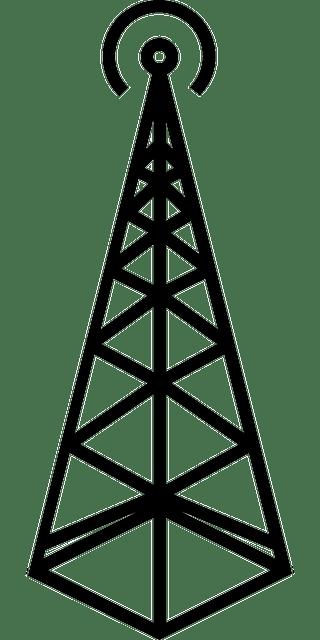 Antena Seluler Sel · Gambar vektor gratis di Pixabay