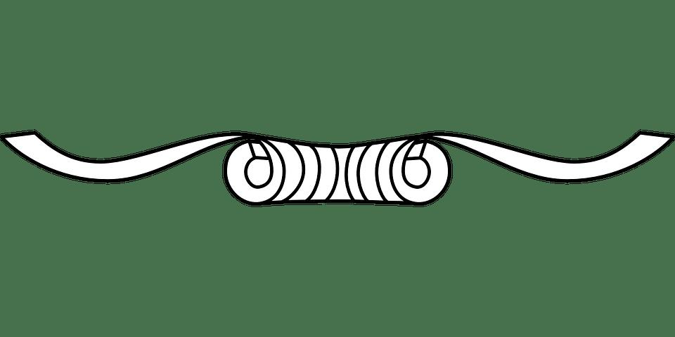 Immagine vettoriale gratis Separatore Orizzontale