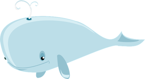 クジラ, ザトウクジラ, ブローホール, 哺乳動物, 海洋哺乳類, 漫画の描画