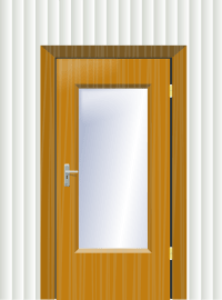 Free vector graphic: Door, Entrance, Doorway, Design ...