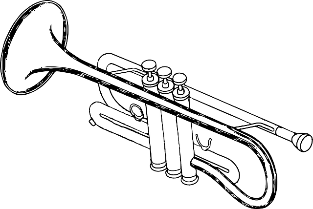 Trumpet Instrument Music · Free vector graphic on Pixabay