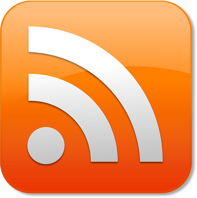 Free Vector Graphic Rss News Feed Logo Blog Posts