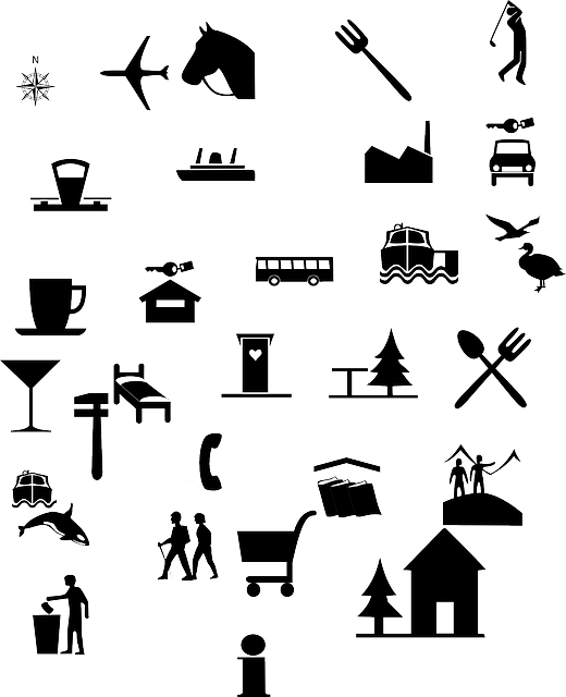 Icons Symbols Signs Free Vector Graphic On Pixabay