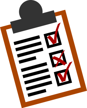 Checklist Lists Business - Free vector graphic on Pixabay
