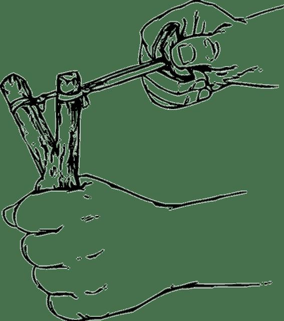 Slingshot Shot Weapon · Free vector graphic on Pixabay