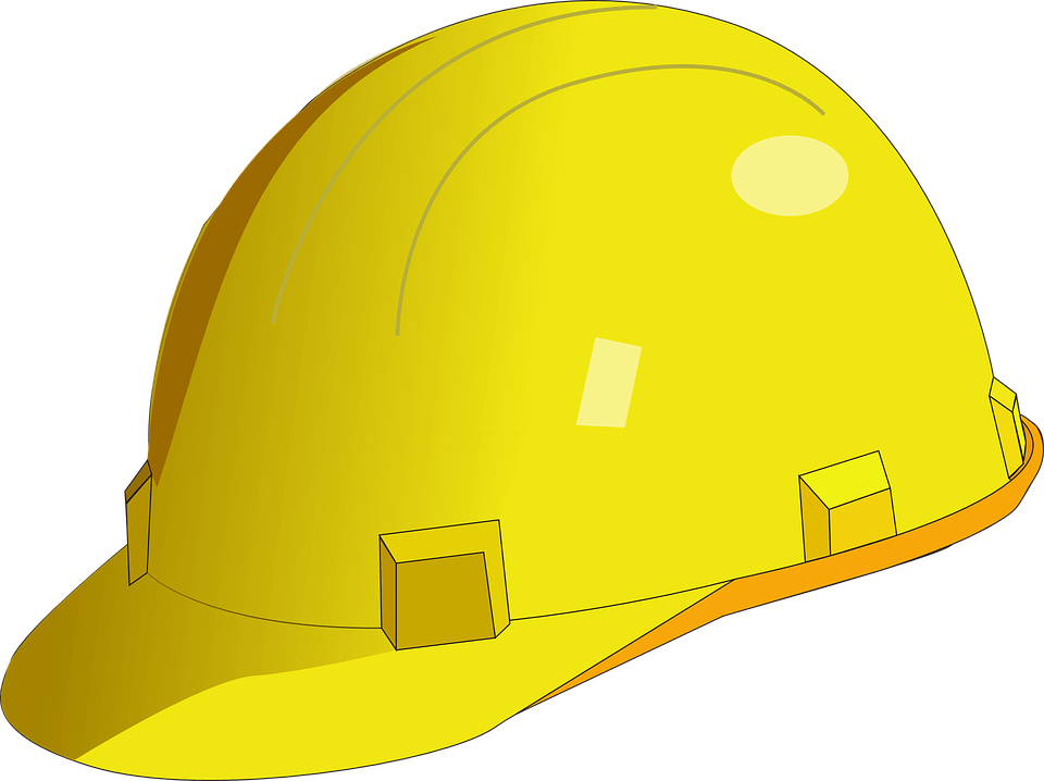 Free vector graphic Hardhat Builder Cover Head  Free
